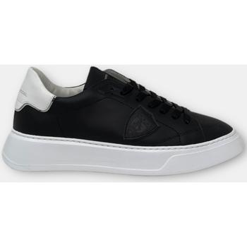 Scarpe Uomo Sneakers basse Philippe Model TEMPLE LOW MAN  BTLU V002 NERO