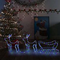 Casa Decorazioni festive VidaXL Decorazione natalizia Multicolore