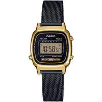 Orologi & Gioielli Donna Orologio Digitale Casio LA670WEMB-1EF, Quartz, 25mm, 3ATM Oro