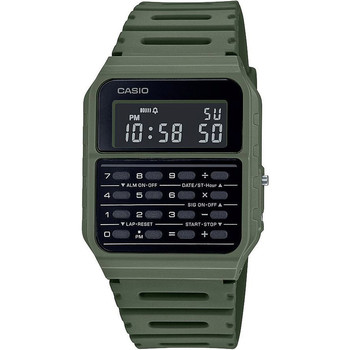 Orologi & Gioielli Uomo Orologio Digitale Casio CA-53WF-3BEF, Quartz, 34mm, 3ATM Verde