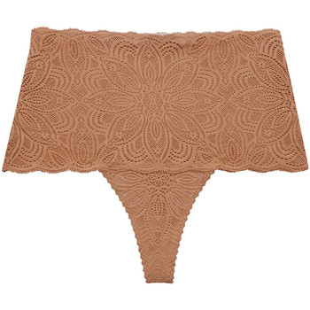 Biancheria Intima Donna Tanga Underprotection RR1037 CLY Marrone