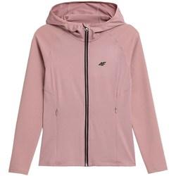 Abbigliamento Donna Felpe 4F BLDF012 Rosa