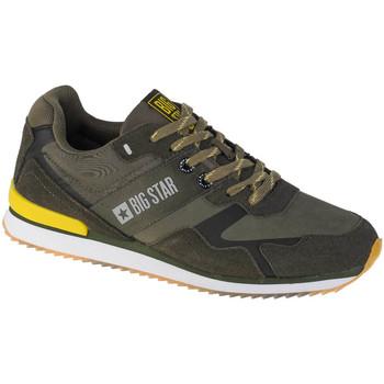 Scarpe Uomo Sneakers basse Big Star Shoes Vert