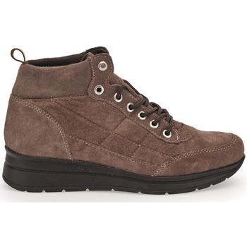 Scarpe Donna Sneakers alte Pittarello 99015 GRIGIO