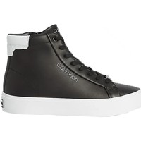 Scarpe Donna Sneakers alte Calvin Klein Jeans hw0hw00569 nd