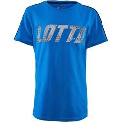 Abbigliamento Bambino T-shirt maniche corte Lotto 213254 AZZURRO