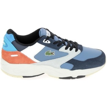 Scarpe Sneakers basse Lacoste Storm 96 Bleu Marine Blu