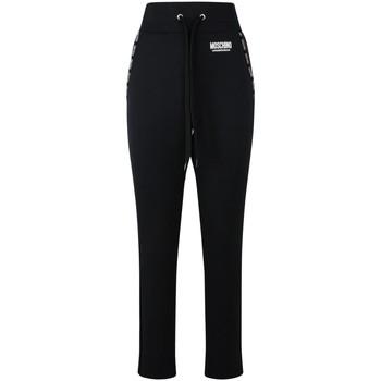 Abbigliamento Donna Pantaloni Moschino PANTALONE Black
