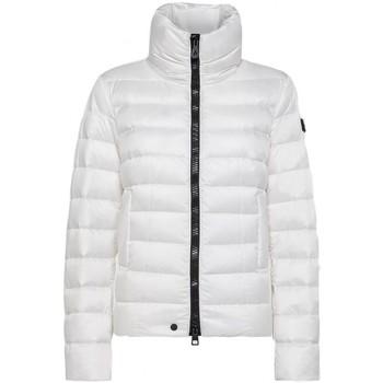 Abbigliamento Donna Piumini Peuterey Giacca Freccia MQE Bianco Bianco