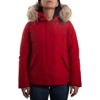 Abbigliamento Donna Giubbotti Woolrich WWOU0548FR rosso