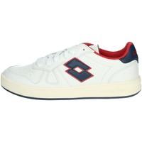 Scarpe Uomo Sneakers basse Lotto T4572 BIANCO/BLU