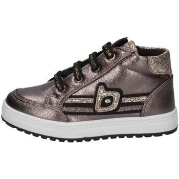 Scarpe Bambina Sneakers alte Balducci BS2827 BRONZO