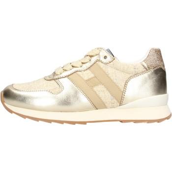 Scarpe Bambino Sneakers basse Hogan - J484 oro/beige HXC4840CY50QB7882Z ORO