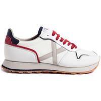 Scarpe Uomo Sneakers basse Munich massana 445 Bianco