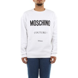 Abbigliamento Uomo Felpe Moschino A 1730 5227 Bianco