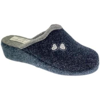 Scarpe Donna Pantofole Cristina CRICUORICINIblu blu