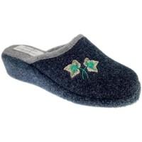 Scarpe Donna Pantofole Cristina CRIFOGLIAblu blu