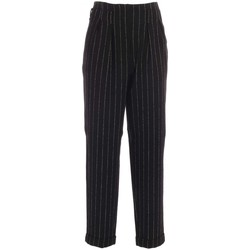Abbigliamento Donna Chino Moschino PANTALONI DONNA  03165432 A1555 NERO