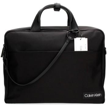 Borse Uomo Porta Documenti Calvin Klein Jeans K50K505801 LAPTOP-BAX BLACK nero