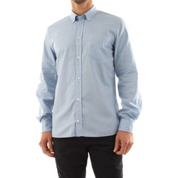 Abbigliamento Uomo Camicie maniche lunghe Dondup UC254 CF0165U-803 blu