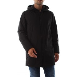 Abbigliamento Uomo Giacche Bomboogie CM6759 T D2 SEOUL PADDED JKT-90 BLACK nero