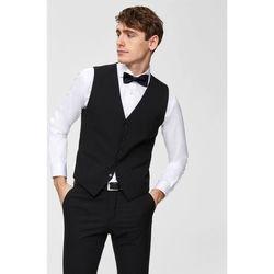 Abbigliamento Uomo Gilet / Cardigan Selected 16052660 NEWONE-MYLOLOGAN1-BLACK nero
