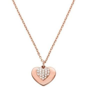 Orologi & Gioielli Donna Collane MICHAEL Michael Kors MKC1120AN791-HEARTS rosa