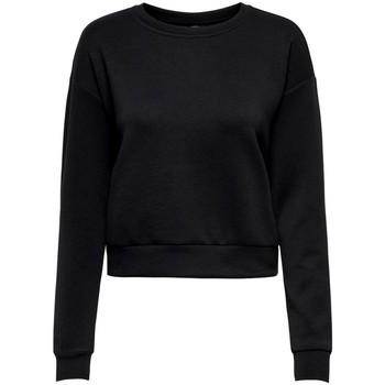 Abbigliamento Donna Felpe Only Play 15230217 OUNGE-BLACK nero