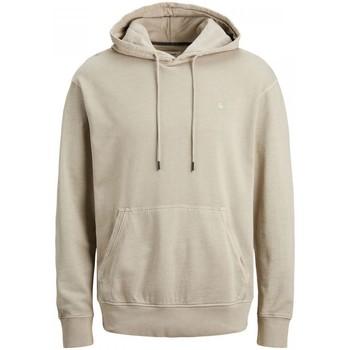 Abbigliamento Uomo Felpe Jack&Jones Essential 12174457 WASHED HDD-CROCKERY beige