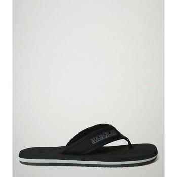 Scarpe Uomo Infradito Napapijri Footwear NP0A4FTT ELM-041 BLACK nero
