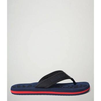 Scarpe Uomo Infradito Napapijri Footwear NP0A4FTT ELM-176 blu