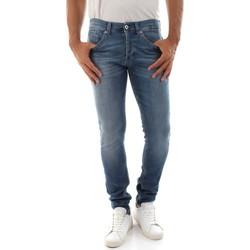 Abbigliamento Uomo Jeans slim Dondup GEORGE AB8-UP232 DS0261 blu