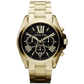 Orologi & Gioielli Donna Orologi e gioielli MICHAEL Michael Kors MK5739-BRADSHAW oro