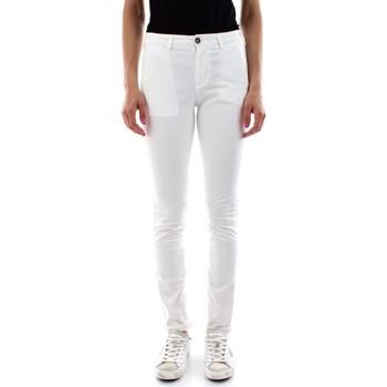 Abbigliamento Donna Pantaloni 40weft MELITA 5439-40W441 BIANCO bianco