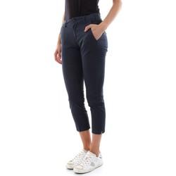 Abbigliamento Donna Pinocchietto 40weft MELITAS 5215/6434/7145-W1738 BLU blu