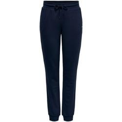 Abbigliamento Donna Pantaloni da tuta Only Play 15167776 ELINA-NAVY BLAZER blu