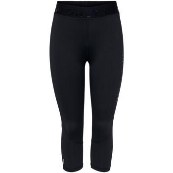 Abbigliamento Donna Leggings Only Play 15190101 PERFORMANCE 3/4-BLACK nero
