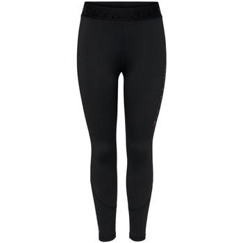 Abbigliamento Donna Pantaloni da tuta Only Play 15190103 PERFORMANCE 7/8-BLACK nero