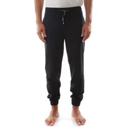 Abbigliamento Uomo Pantaloni da tuta Calvin Klein Jeans 00GMS8P606 WOVEN PANT-007 BLACK nero