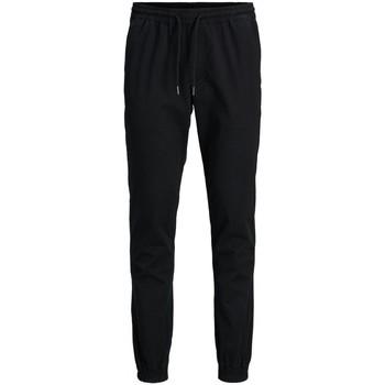 Abbigliamento Uomo Pantaloni da tuta Jack&Jones Essential 12182548-BLACK nero