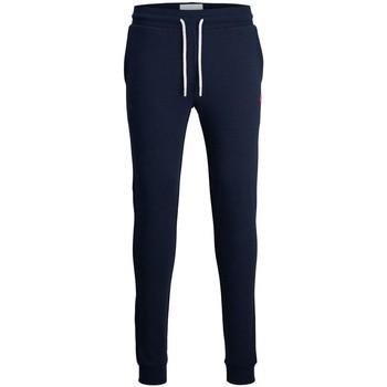 Abbigliamento Uomo Pantaloni da tuta Jack&Jones Essential 12185803 WILL-NAVY BLAZER blu