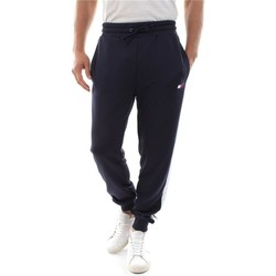 Abbigliamento Uomo Pantaloni da tuta Tommy Hilfiger S20S200062 TRACK PANT-401 SPORT NAVY blu