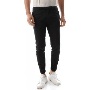 Abbigliamento Uomo Pantaloni 40weft BILLY SS - 5943/7041-40W001 BLACK nero