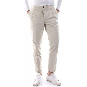 Abbigliamento Uomo Chino 40weft COACH SS - 6041/7046-W1725 ECRU bianco