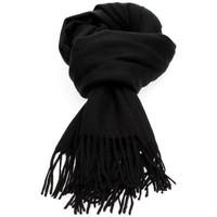 Accessori Donna Sciarpe Pieces 17083758 JIRA-BLACK nero