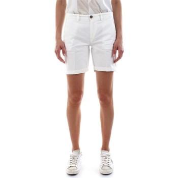 Abbigliamento Donna Shorts / Bermuda 40weft MAYA 5451/6432/7142-40W441 WHITE bianco
