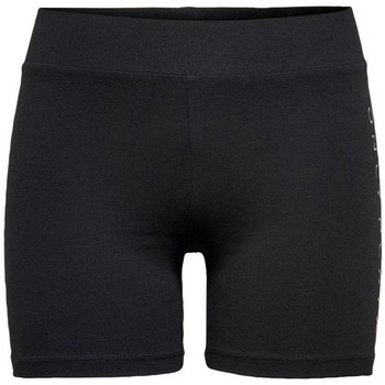 Abbigliamento Donna Shorts / Bermuda Only Play 15206049 PERFORMANCE SHORTS-BLACK nero