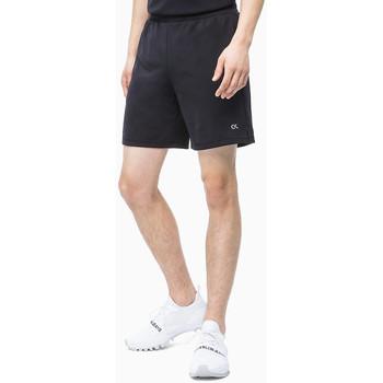 Abbigliamento Uomo Shorts / Bermuda Calvin Klein Jeans 00GMS9S854 TRAINING SHORT-007 BLACK nero