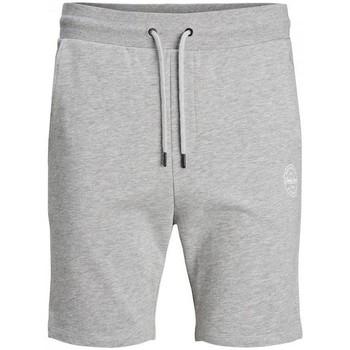 Abbigliamento Uomo Shorts / Bermuda Jack&Jones Essential 12182595 SHARK SHORT-LIGHT GREY grigio