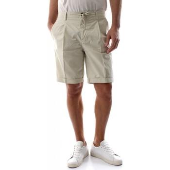 Abbigliamento Uomo Shorts / Bermuda 40weft COACHBE 6054-W1725 ECRU bianco